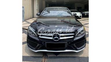 2018 Mercedes Benz C-Class C300 AMG - Good Condition