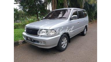2000 Toyota Kijang Lgx efi - Istimewa Siap Pakai
