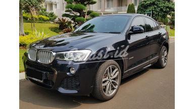 2015 BMW X4 2.8 X-drive - Simulasi Kredit Tersedia, Good Deal
