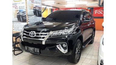 2016 Toyota Fortuner VRZ - Pajak panjang