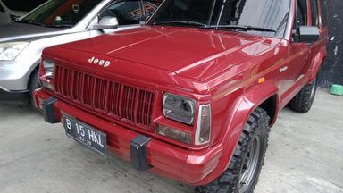 1997 Jeep Cherokee 4.0 AT - Cheroke Matic 4.0 Bensin 1997