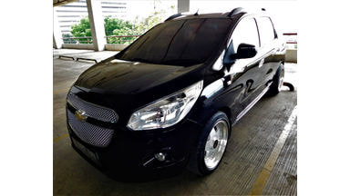 2013 Chevrolet Spin LTZ - Dijual Cepat