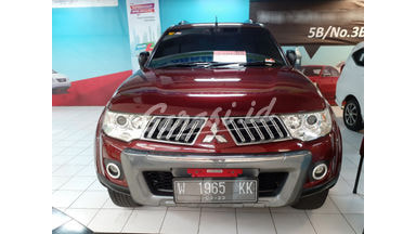 2012 Mitsubishi Pajero Sport Exceed - Terawat & Siap Pakai