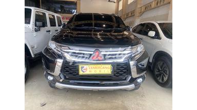 2017 Mitsubishi Pajero Dakar