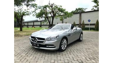 2013 Mercedes Benz Slk SLK200 CGI - Bekas Berkualitas