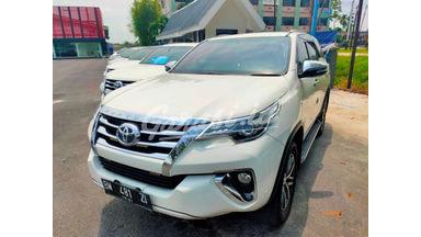 2016 Toyota Fortuner VRZ - Mulus Siap Pakai