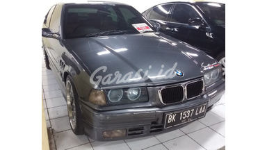1996 BMW 318i Compact - UNIT LANGKA