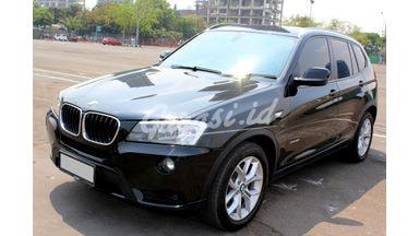 2014 BMW X3 Xdrive Bensin - Body Mulus