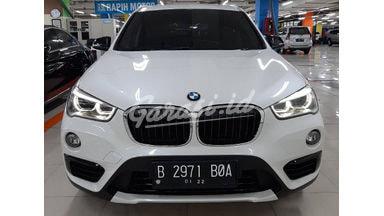 2016 BMW X1 S-Drive