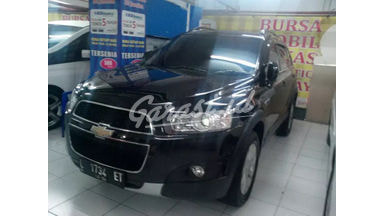 2011 Chevrolet Captiva - Langsung Tancap Gas