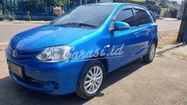 2013 Toyota Etios Valco E - Kredit dibantu