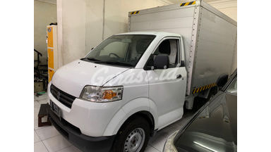 2013 Suzuki Mega Carry Box