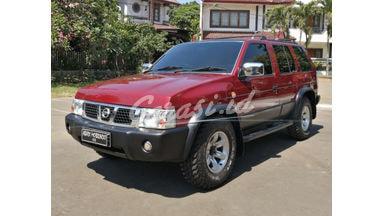 2003 Nissan Terrano Grand road