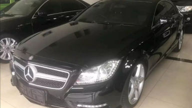2013 Mercedes Benz CL CLS 350 - Mulus Terawat Surat Lengkap