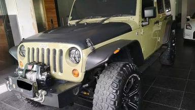 2013 Jeep Wrangler JK Sport Off Road - Istimewa Antik