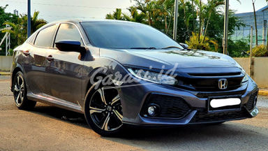 2018 Honda Civic turbo e hatchback
