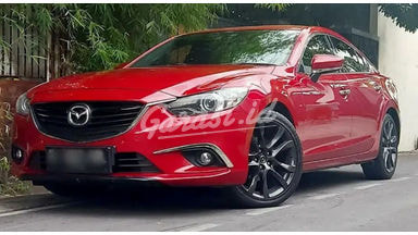 2014 Mazda 6 Skyaktiv