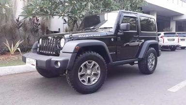 2014 Jeep Wrangler RUBICON - Bekas Berkualitas