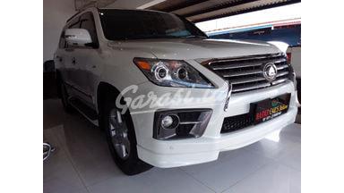 2009 Lexus LX LX570 - UNIT TERAWAT, SIAP PAKAI