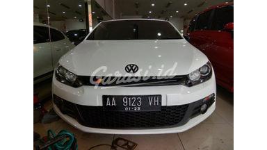 2012 Volkswagen Scirocco at - Nyaman Terawat