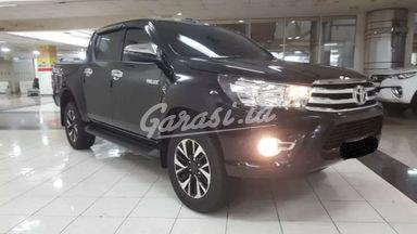 2018 Toyota Hilux G - Siap Pakai