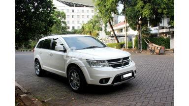2012 Dodge Journey SXT platinum - TERMURAH SALE