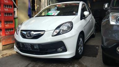 2013 Honda Brio E Satya 1.2 MT - Favorit Dan Istimewa