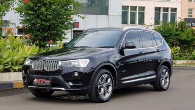 2015 BMW X3 2.0 X-DRIVE - Siap Pakai