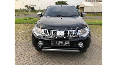 2016 Mitsubishi Strada Triton Exceed D Cabin - Kondisi Istimewa