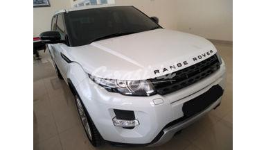 2013 Land Rover Range Rover Evoque at - Siap Pakai