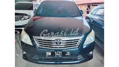 2013 Toyota Kijang Innova G - Good Condition