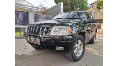 2000 Jeep Cherokee V8 - Kondisi Terawat Siap Pakai
