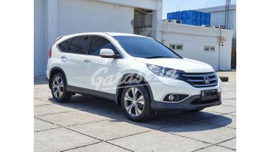 2013 Honda CR-V prestige - Siap Pakai