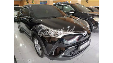 2018 Toyota C-HR 1.8