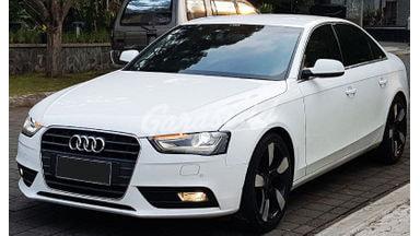 2013 Audi A4 - Istimewa Siap Pakai