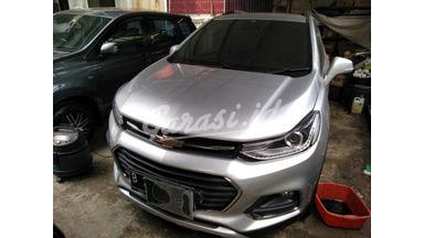 2017 Chevrolet Trax LTZ - SIAP PAKAI!