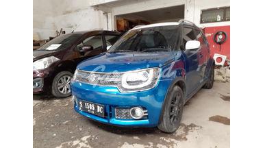 2018 Suzuki Ignis GX