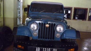 1985 Jeep CJ 7 - Barang Mulus