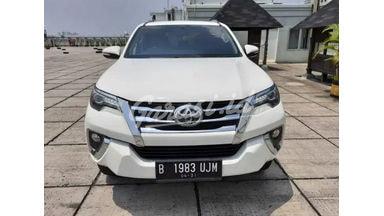 2016 Toyota Fortuner VRZ - Barang Bagus, Harga Menarik