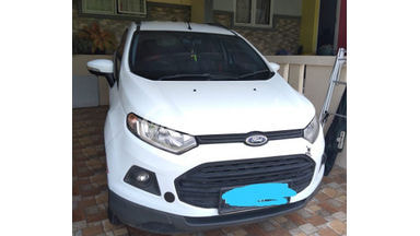 2015 Ford Ecosport Trend