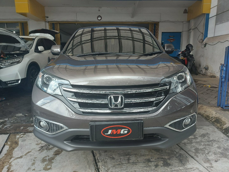 2013 Honda CR-V prestige