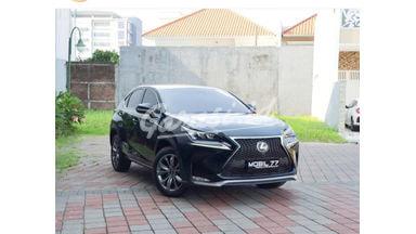 2015 Lexus Nx 200 FSport - Unit Bagus Bukan Bekas Tabrak