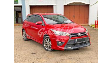 2015 Toyota Yaris TRD Sportivo