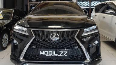 2017 Lexus RX 200T F-Sport 4x2 - Barang Istimewa (s-1)