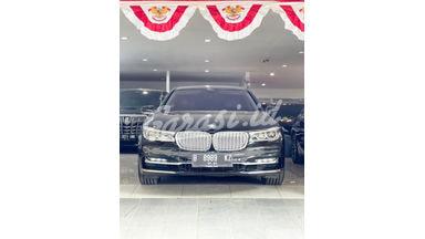 2018 BMW 740Li Pure Exellence