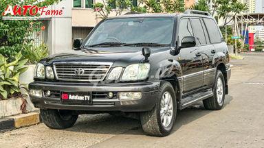 2005 Toyota Land Cruiser VX