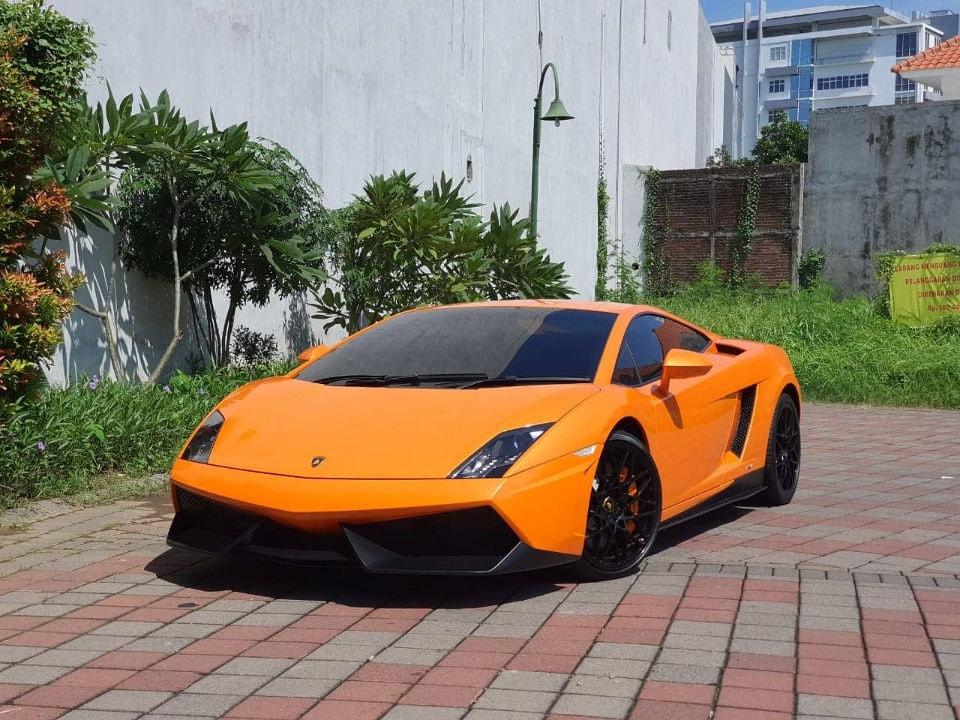 2013 Lamborghini Gallardo Lp550