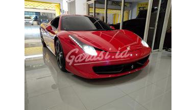 2011 Ferrari 458 Italia 458