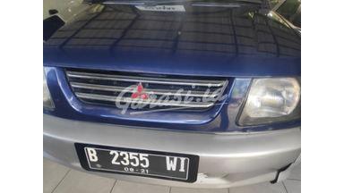 2001 Mitsubishi Kuda MT - Istimewa Siap Pakai