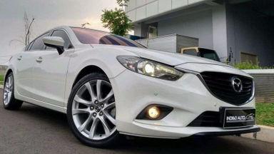 2014 Mazda 6 - Istimewa Siap Pakai